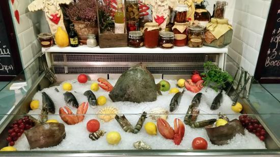 Fish Market: Морепродукты