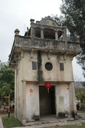 Ma-Xianglong Towers Group: 開平馬降龍碉樓群