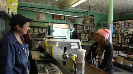 Wilensky's Light Lunch: Its like back back in time!