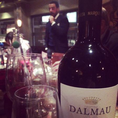West London Wine School - Day Classes: Mr Dalmau himself!
