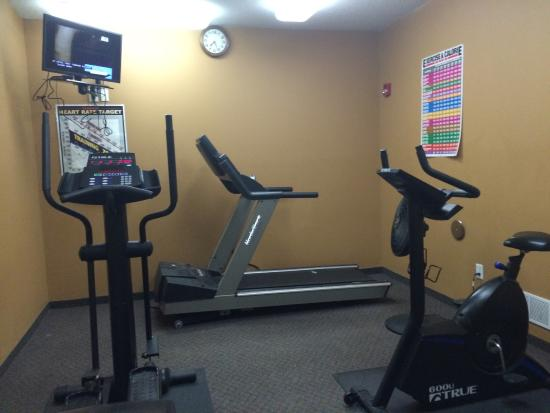GrandStay Residential Suites Hotel Madison: Fitness room