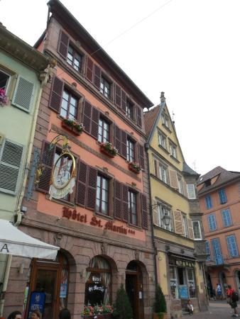 Hotel Saint Martin : Facciata