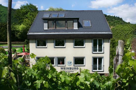 Weinburg Das Ferienhaus