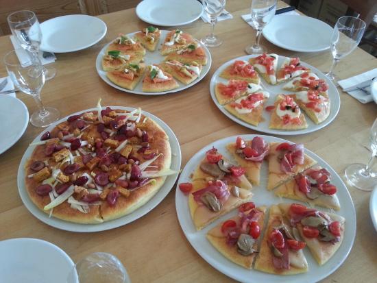 Pizzeria Jolly: Pizze prova, per la primavera!