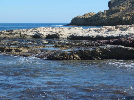 La Ermita Vivienda Turistica: Beach at 10minutes walk from La Ermita