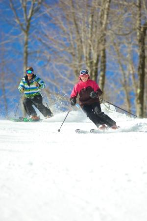Pats Peak : Skiing and Riding Day and Night