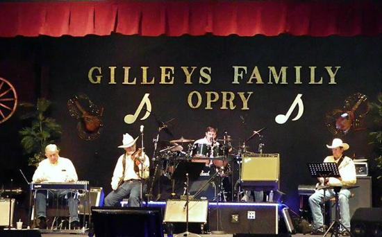 Gilley's Family Opry