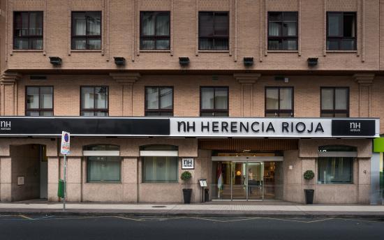 Nh Logrono Herencia Rioja Updated 2017 Prices Hotel Reviews Spain La Tripadvisor