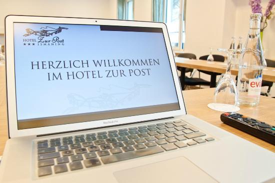 Hotel Zur Post Ismaning: Tagungsraum