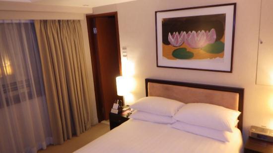 Xi Hotel: номер