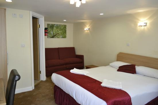 Cranbrook Hotel: Double Room