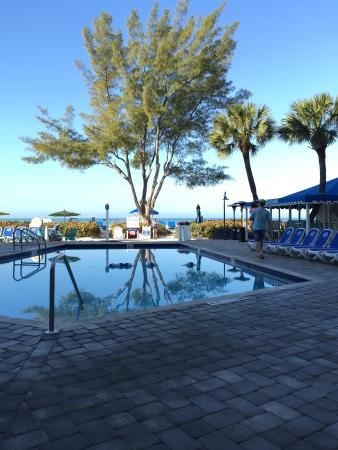 Guy's Gulfside Grill: Breakfast with a view!