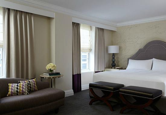 The Mayflower Hotel, Autograph Collection: King Guest Room