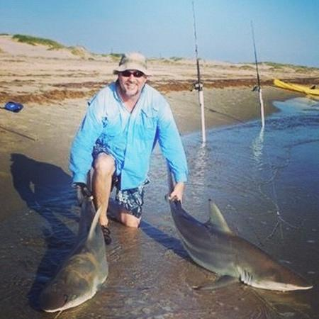 Sharkman Surf Fishing