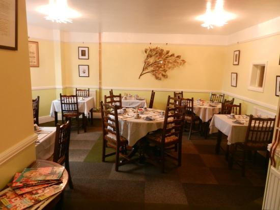 Somerton Guest House: Our beautiful breakfast room