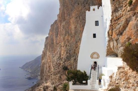 Greece: Amorgos