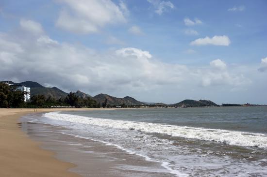 Phan Rang-Thap Cham, فيتنام: Пляж