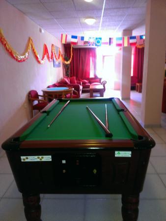 Plazamar Serenity Resort: TV miestnosť