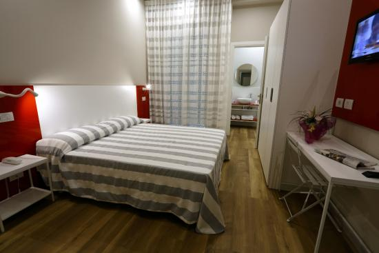 Miramare, Italy: Camere superior insonorizzate