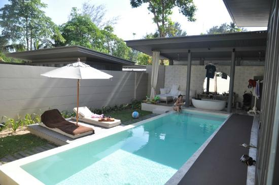 Piscinechambre46 Bild Fr N Sala Phuket Resort Spa Mai