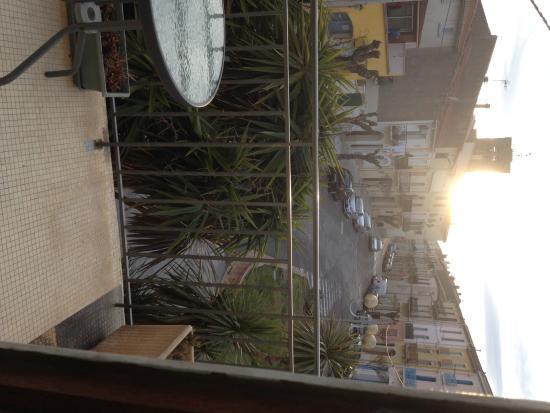 Hotel de Thau: vue de la chambre