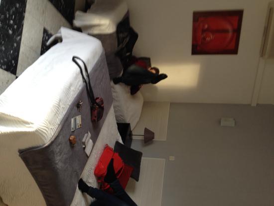 Hotel de Thau: chambre pour 3