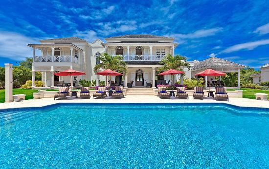 Royal Westmoreland: Ocean Drive - Exclusive 7 bedroom Villa
