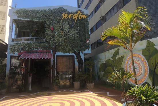 Ser-Afim Restaurante Natural