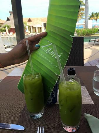 Get your fill on the green juice