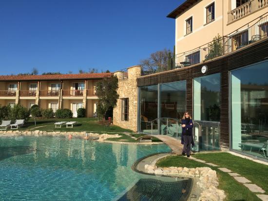 Piscina termale picture of hotel adler thermae spa - Adler terme bagno vignoni ...