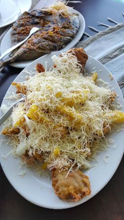 Wisata Bahari Seafood Restaurant: The unique dish