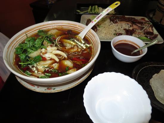 Lan Kwai Fong: Seafood