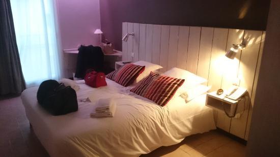 Hotel Cassitel : chambre double supérieur