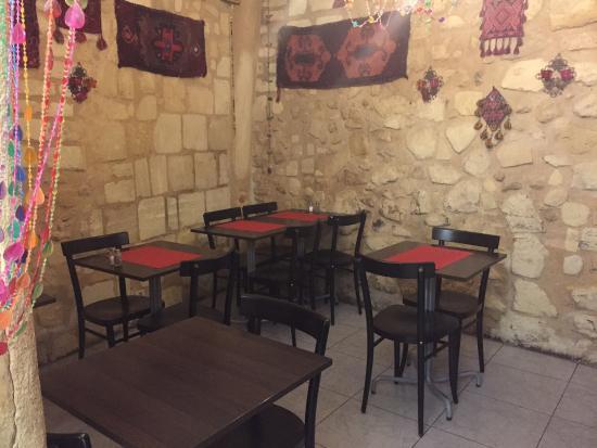 Cappadoce: Salle a manger