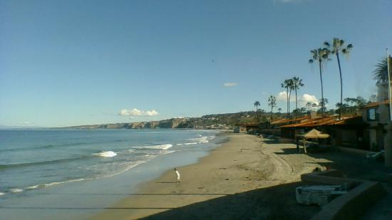 La Jolla Beach and Tennis Club: View from the living room
