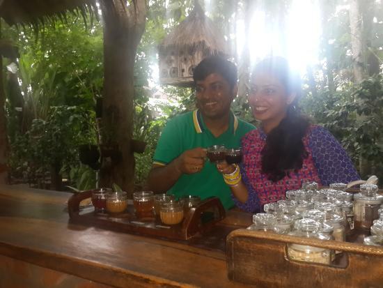 Bali, Indonesia: Honeymoon couple from india