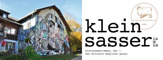 Kleinsasserhof: Haus