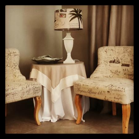 Hopefield Country House: Seating