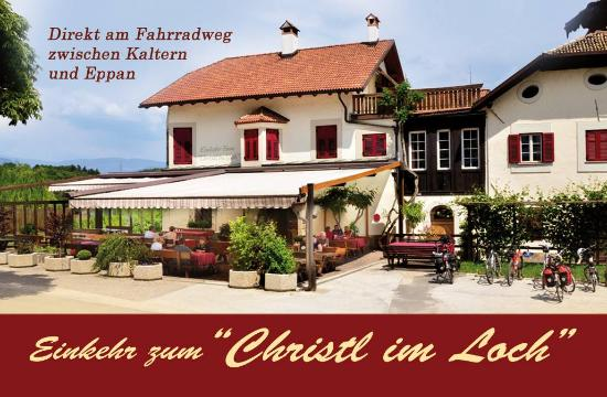 Jausenstation Christl im Loch