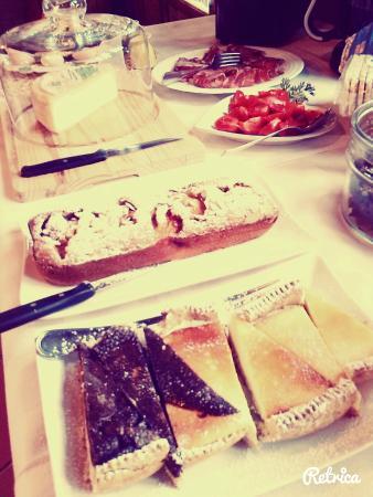 Agriturismo La Colombaia: la colazione