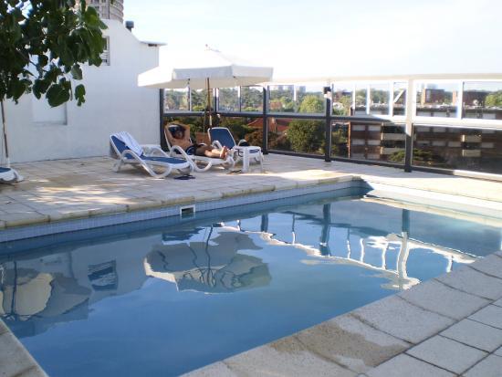 Salto Grande Hotel: pileta