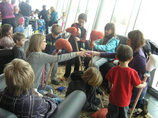 Galt Museum & Archives: A Family Activity