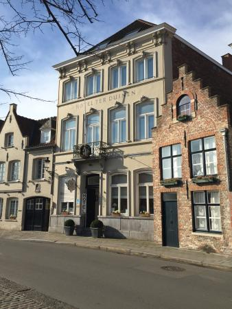 Hotel Ter Duinen: Quaint and cosy