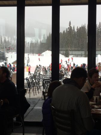 Elk Camp Cafe: Vista