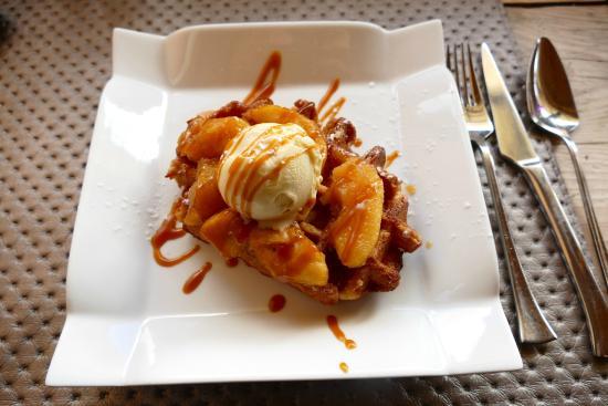 L'Embarcadere: Dessert