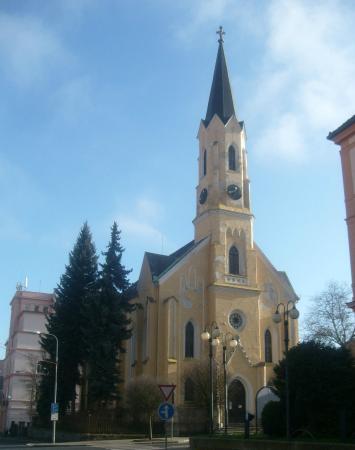 Kostel Pokoje
