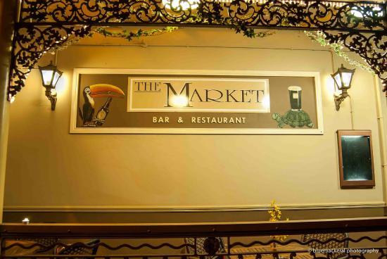 The Market Bar: The Market