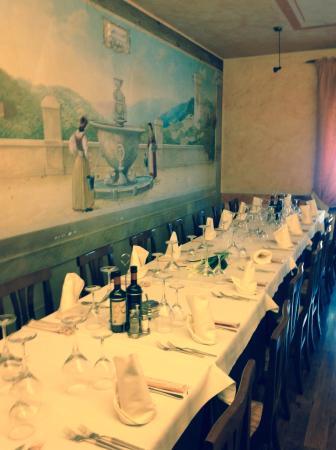 Al Vecchio Vaghetto: Soppalco