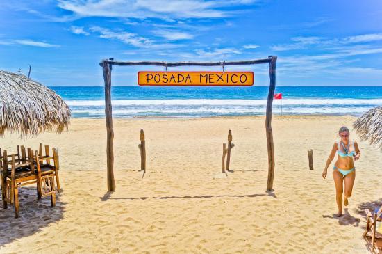 Posada Mexico Zona De Camastros