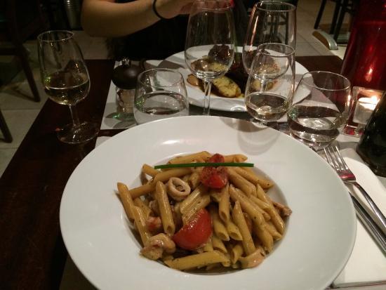 Les Trois Font la Paire, Restaurant italien à Paris avec ...